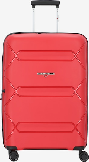 Hardware Trolley 'Tokyo' in de kleur Rood, Productweergave