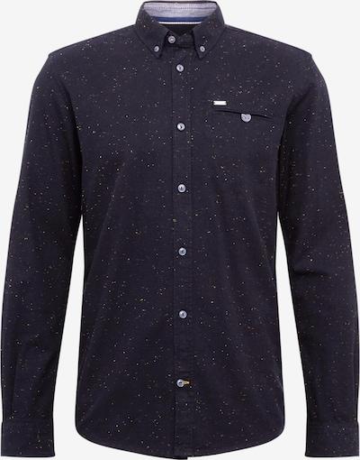 TOM TAILOR Hemd in schwarz, Produktansicht