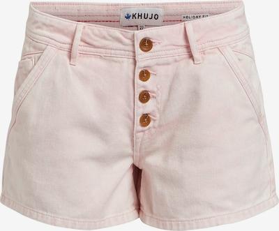 khujo Hose 'Barby' in hellpink, Produktansicht