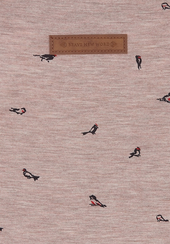 Naketano Shirt Rosé Schwarz Auf 'immer Brav' waq4zwU