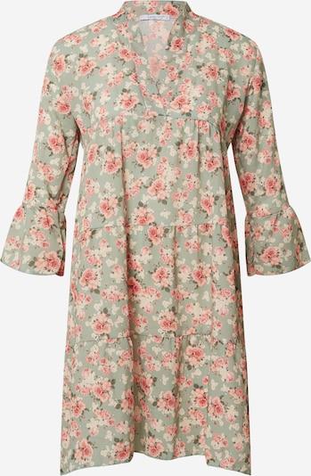 Hailys Kleid 'Lola' in pastellgrün / mischfarben, Produktansicht