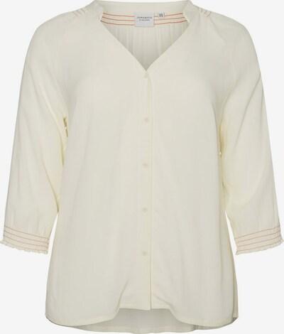 Junarose Bluse in creme, Produktansicht