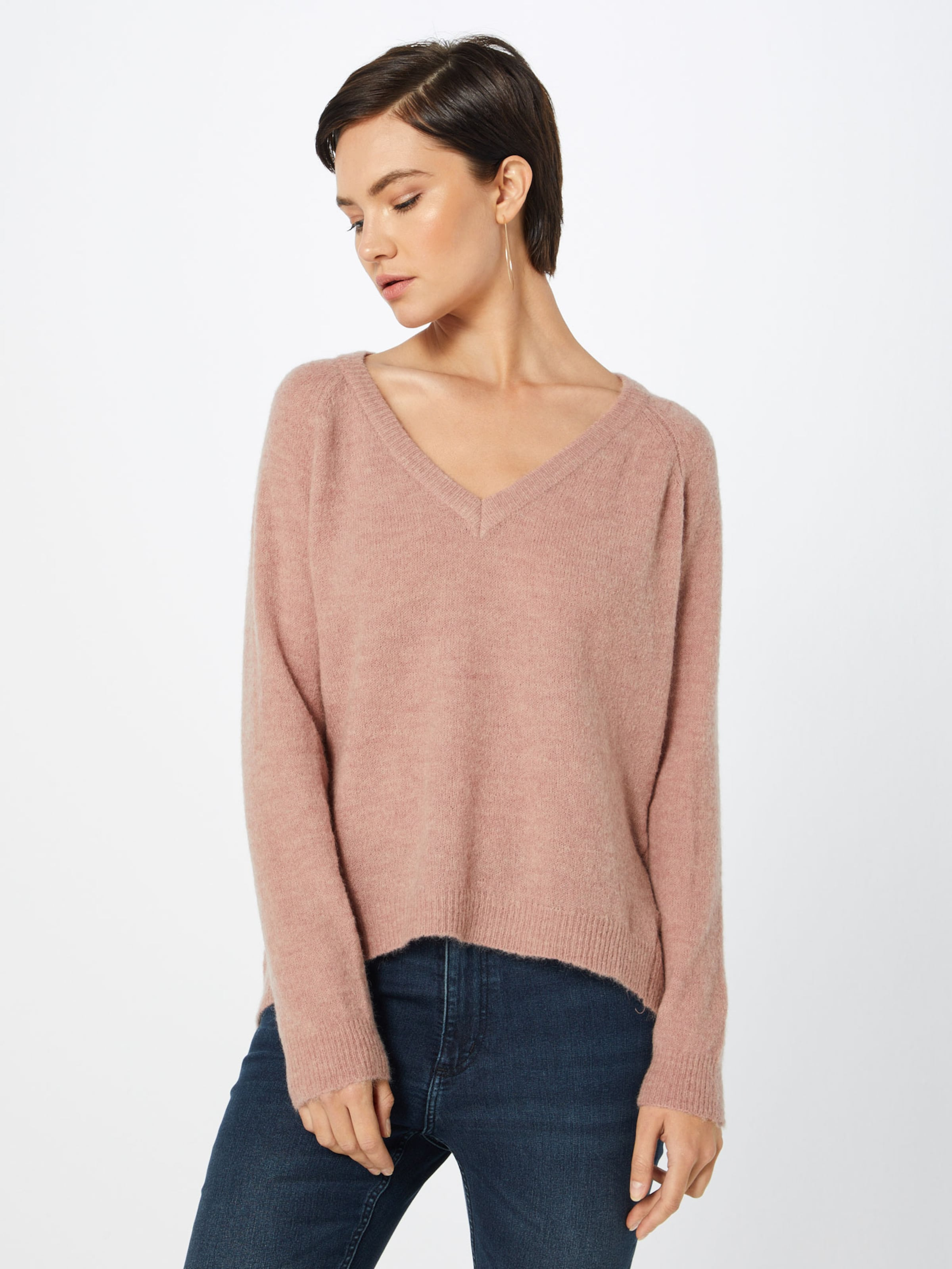 In Minimum Pullover Rosé 'lissen Jumper' HID29YWE
