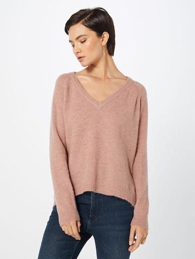 minimum Pullover 'Lissen Jumper' in rosé, Modelansicht