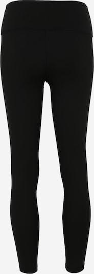 PUMA Leggings 'Active' in schwarz / weiß: Rückansicht