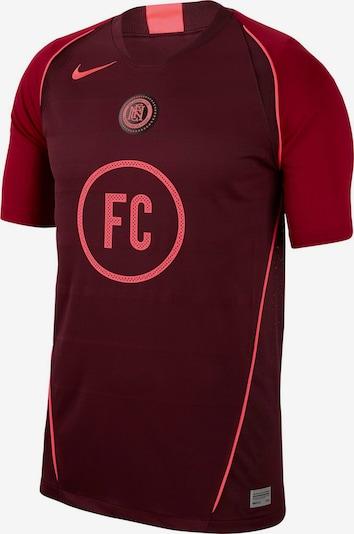 NIKE Funktionsshirt 'Nike FC' in blutrot, Produktansicht