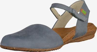 EL NATURALISTA Sandalen in taubenblau, Produktansicht