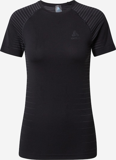 ODLO Base Layer 'Performance Light' in hellgrau / schwarz, Produktansicht