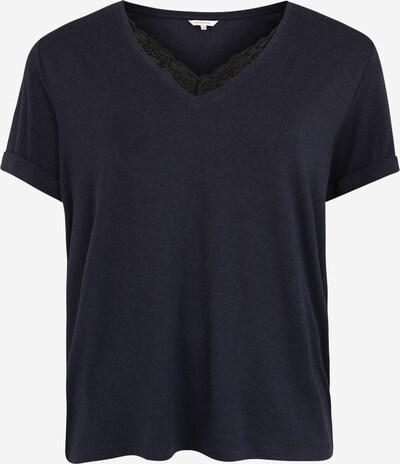 ONLY Carmakoma Shirt  'CARCARMA' in blau, Produktansicht