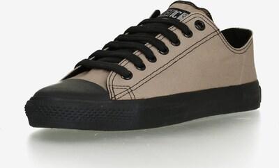 Ethletic Sneaker 'Fair Trainer Classic' in hellbraun / schwarz: Frontalansicht