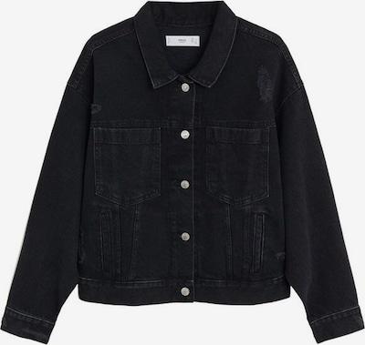 MANGO Jacke 'Fiona' in schwarz, Produktansicht