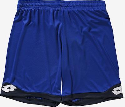 LOTTO Shorts in blau / nachtblau / weiß, Produktansicht