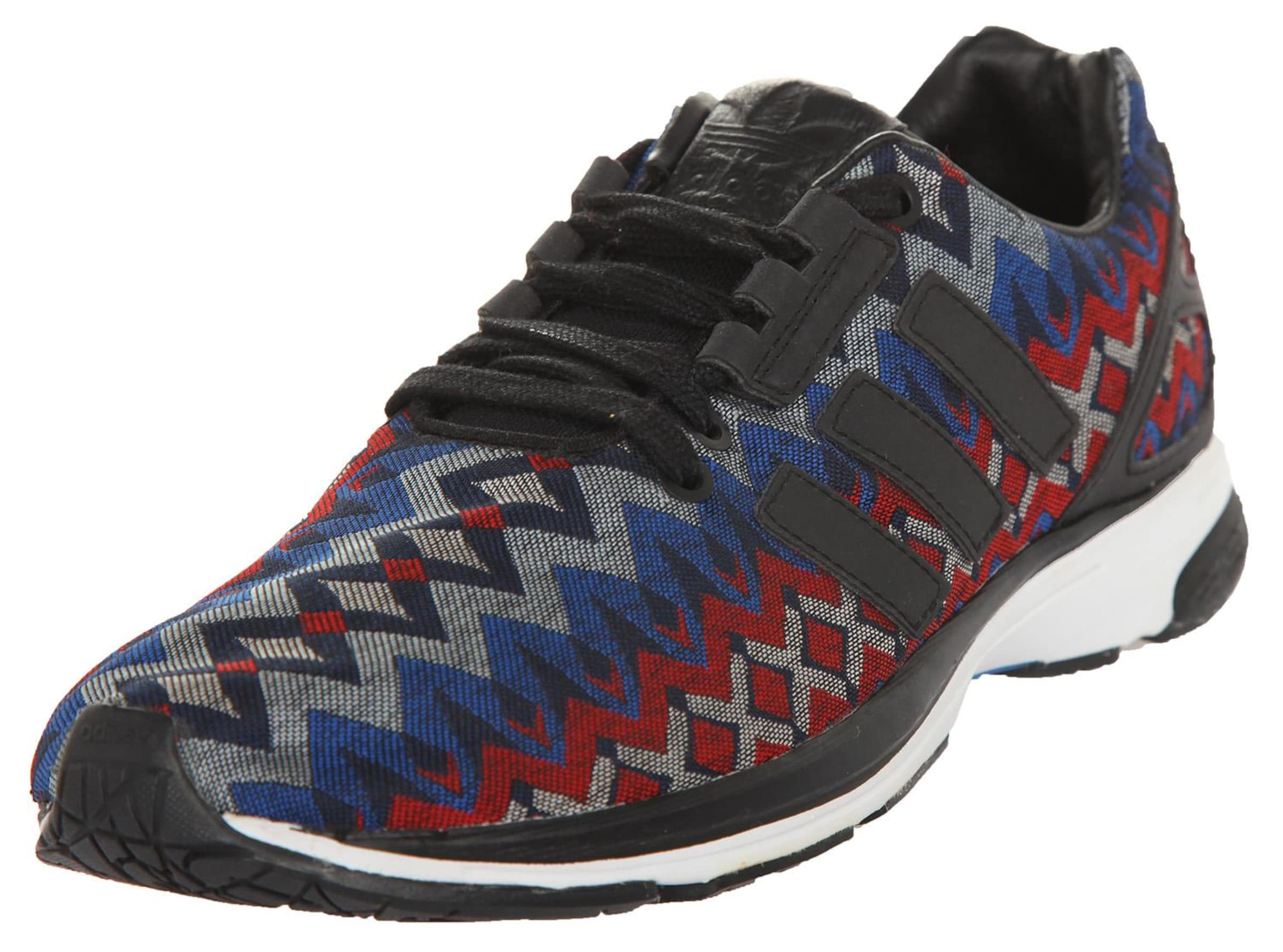 MischfarbenSchwarz Tech Sneaker 'zx Flux M21304' Adidas In Originals kZiwuTOPX