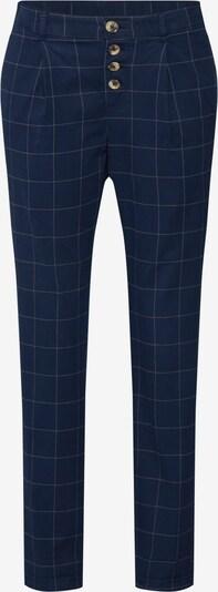 Pantaloni cutați 'D60003Z61941' Sublevel pe bleumarin / gri, Vizualizare produs