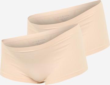 Culotte 'MYSOFT' Envie de Fraise en beige