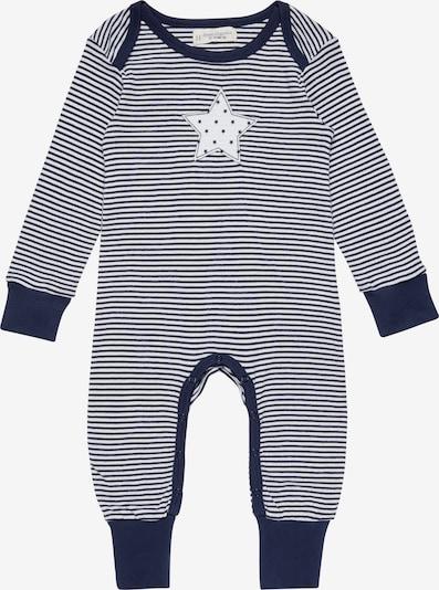 Sense Organics Pajac/bodi 'Wayan' | mornarska / bela barva, Prikaz izdelka