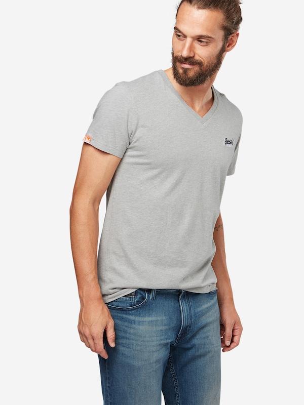 Superdry T-Shirt 'Orange Label Vintage'
