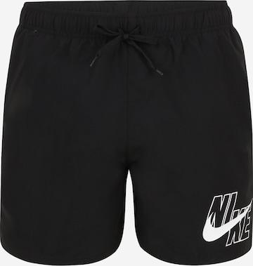 Nike Swim Surfaripüksid 'Lap 5', värv must