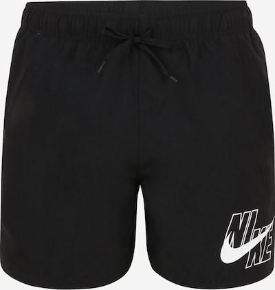 Nike Swim Sportovní plavky 'LAP 5' - černá / bílá, Produkt