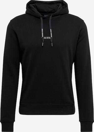 ARMANI EXCHANGE Hoodie '8NZM94' in schwarz, Produktansicht