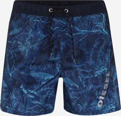 DIESEL Ujumispüksid sinine / must, Tootevaade