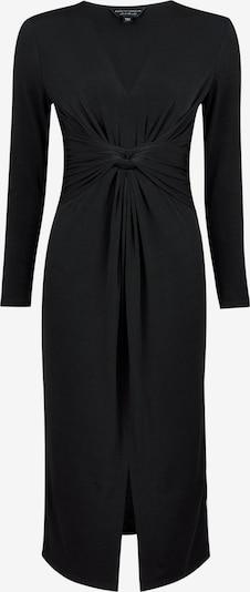 Kokteilinė suknelė 'BLK SUEDE PCKT SHIFT' iš Dorothy Perkins , spalva - juoda: Vaizdas iš priekio