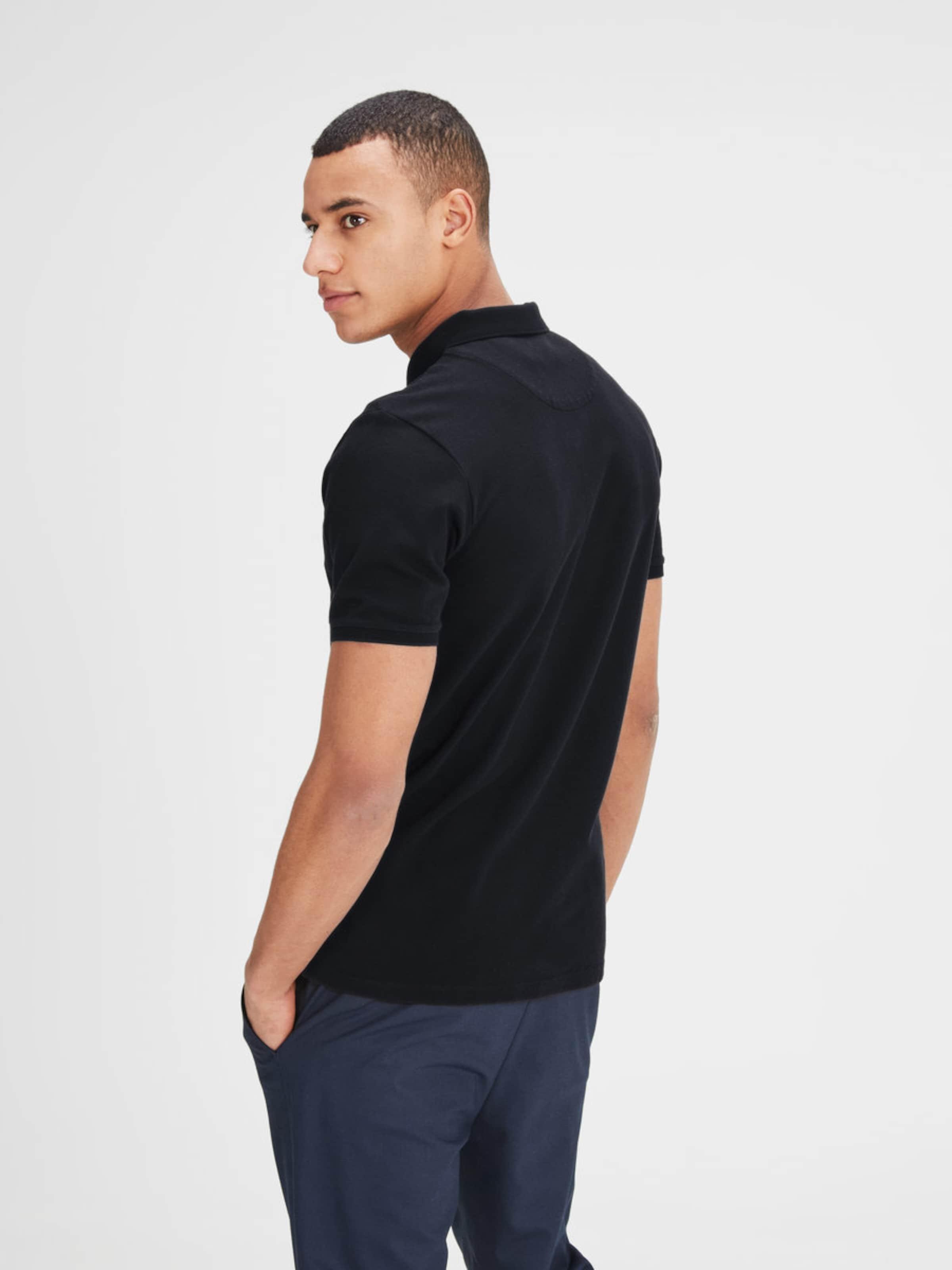 Mode Online-Verkauf JACK & JONES Poloshirt Lässiges Günstig Kaufen Fabrikverkauf Guter Service Freies Verschiffen Besuch Neu tOk76D