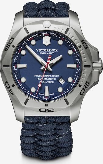 VICTORINOX Analoog horloge 'Professional Diver' in de kleur Donkerblauw / Zwart / Zilver, Productweergave