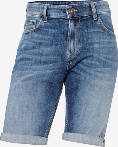 Cross Jeans Hosen kurz ' Leom ' in blau, Produktansicht