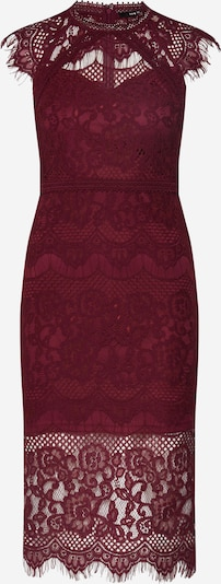 TFNC Kleid 'YSANNE' in burgunder, Produktansicht