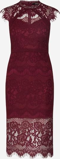 TFNC Cocktail dress 'YSANNE' in burgundy, Item view