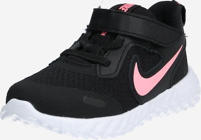 NIKE Sportske cipele 'Revolution 5' u rosé / crna, Pregled proizvoda