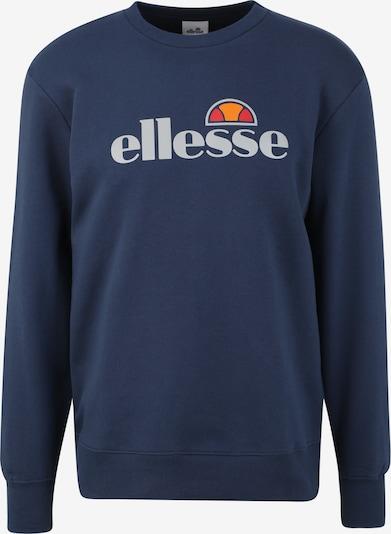 ELLESSE Sweatshirt 'PIZZOLI' in navy, Produktansicht