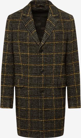 DRYKORN Prechodný kabát 'BLACOT' - žlté / čierna, Produkt