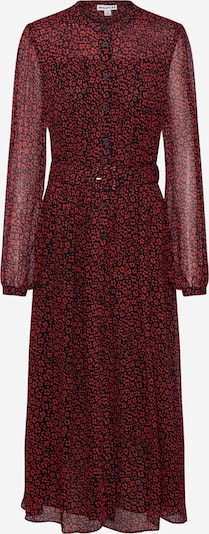 Rochie tip bluză 'MINI IKAT' Whistles pe roșu orange / negru, Vizualizare produs