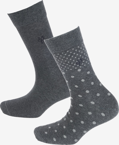Marc O'Polo Socken in grau, Produktansicht