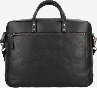 FOSSIL Aktentasche in schwarz, Produktansicht