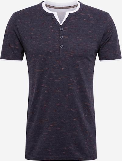 ESPRIT T-Shirt 'OCS 2in1 space' en rouge chiné, Vue avec produit