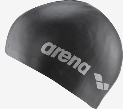 ARENA Badekappe in silbergrau / schwarz, Produktansicht