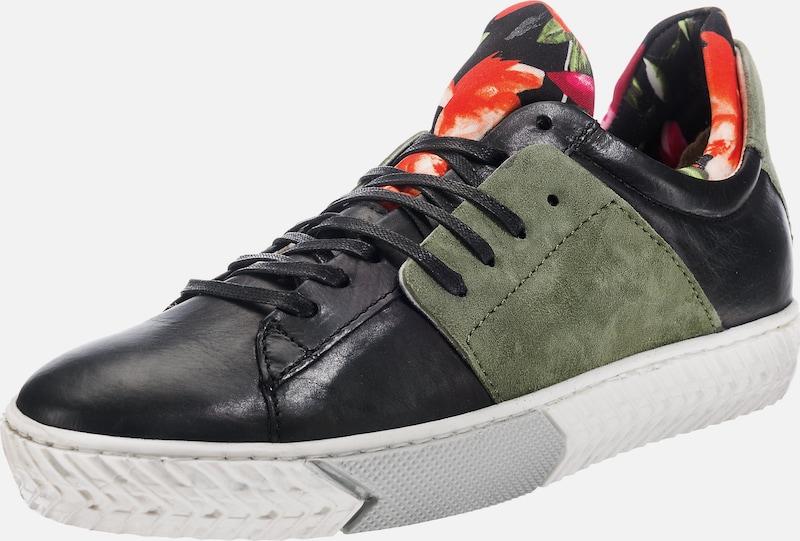 MJUS   Garage Sneakers Low