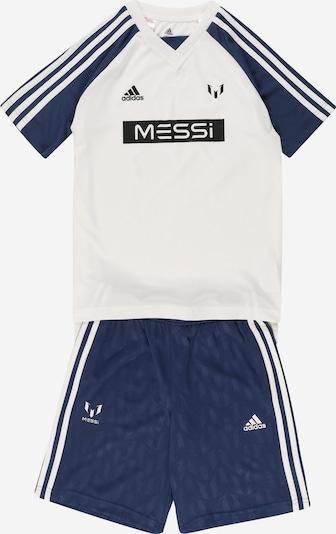 ADIDAS PERFORMANCE Odjeća za vježbanje u plava / bijela, Pregled proizvoda