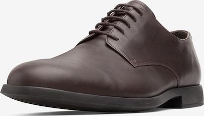 CAMPER Schnürschuh 'Truman' in dunkelbraun, Produktansicht