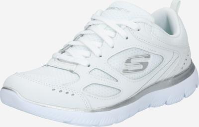 SKECHERS Sneaker 'SUMMITS - SUITED' in weiß, Produktansicht
