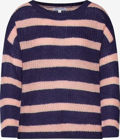 ARTLOVE Paris Pullover in blau / gold / pink, Produktansicht