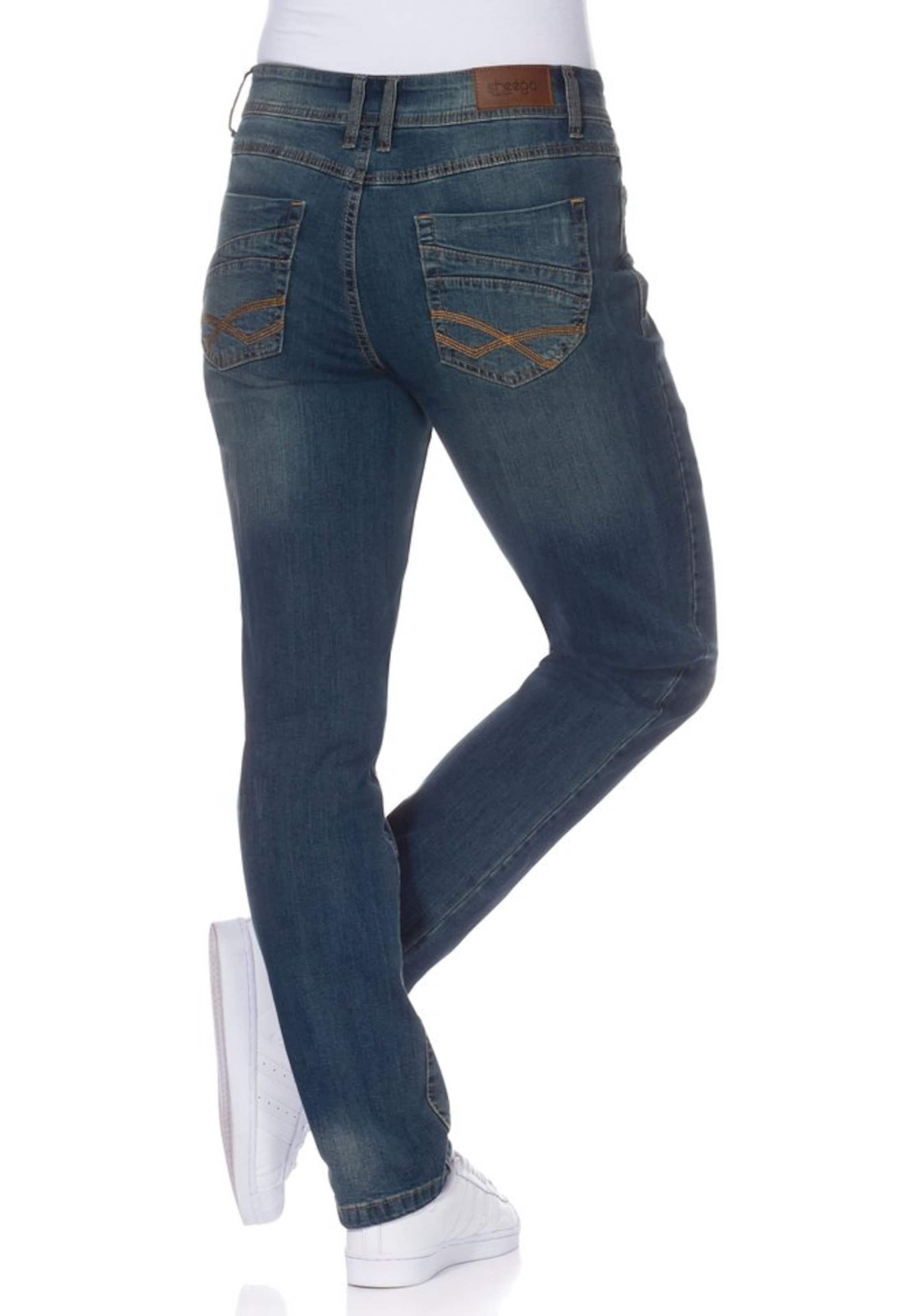 Blue Sheego Blue Sheego In Jeans In Jeans Denim vN8n0Omw