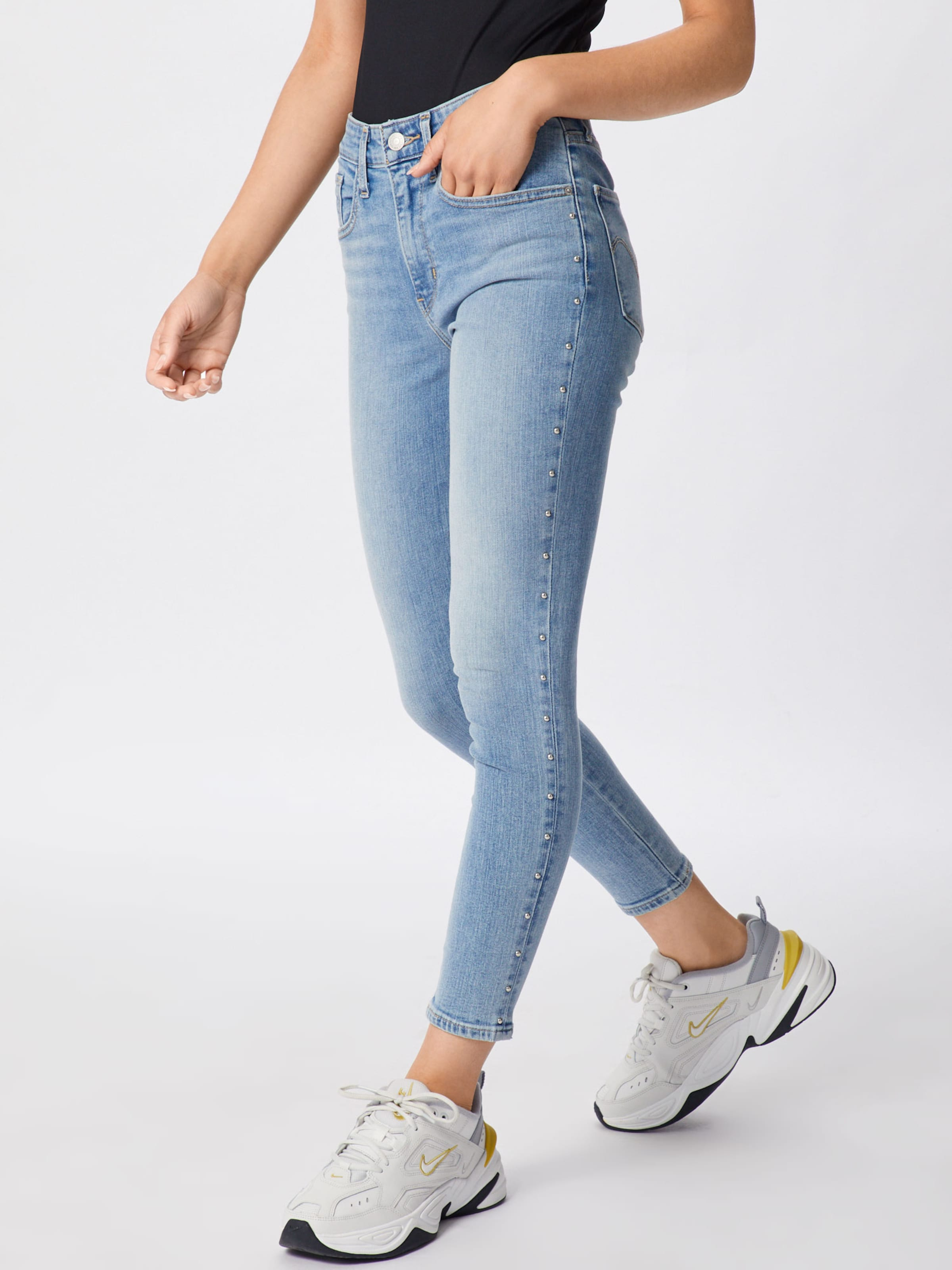 Blue Jeans Ankle' In '721� Denim Rise hi Skinny Levi's 5RLq3j4A