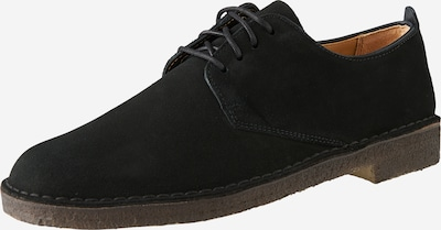 Clarks Originals Halbschuh 'Desert London' in schwarz, Produktansicht