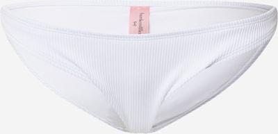Hunkemöller Bikinihose 'Duran Low Rio' in weiß, Produktansicht