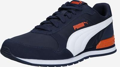 PUMA Sneaker 'ST Runner v2 NL Jr' in navy / orange, Produktansicht