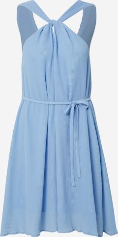 Rochie 'melly' de la minimum pe albastru